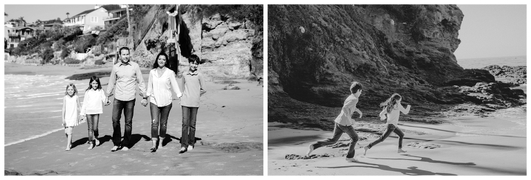 Laguna Beach family session 7