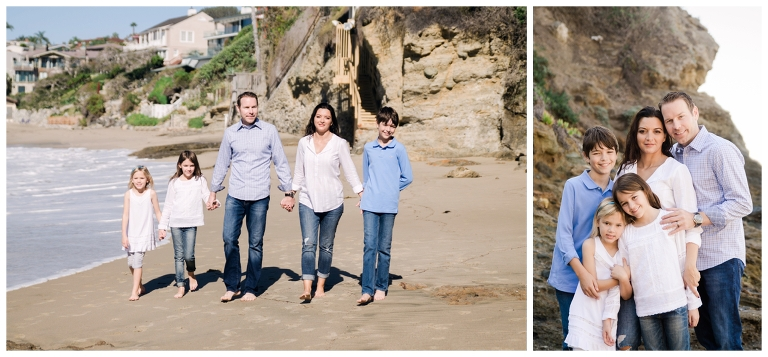 Laguna Beach family session 8